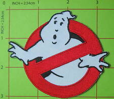 GHOSTBUSTERS Iron on Embroidery patch MOVIE HALLOWEEN 2 STANTZ SPENGLER VENKMAN