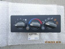 99 - 00 PONTIAC GRAND AM SE GT A/C HEATER CLIMATE TEMPERATURE CONTROL OEM NEW