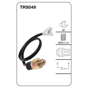 Tridon Reverse Light switch TRS049 fits Daihatsu Charade 1.3 i 16V (G200), 1....