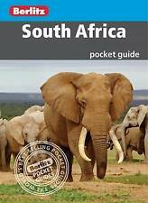 Berlitz Pocket Guide South Africa Latest Edition