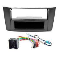 Radio Blende Adapter Kabel Set für Mercedes E-Klasse W211 S211 E240 E200T Fach