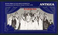 Barbuda Scott #289 NOTE MNH BOOKLET QEII Reign Silver Jubilee CV$5+