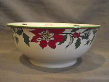 "Spode Christmas Tree 2014 Annual 6"" Revere Candy Bowl"
