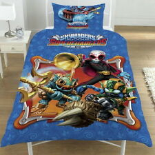 Skylanders Supercharge Glow in The Dark Duvet Set, 50% Cotton/50% Poly