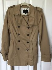 BANANA REPUBLIC Women's Trench Coat Size 8  New With Tag