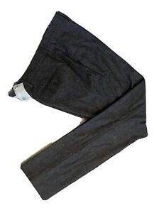 Ted Baker Trousers 34T Mens Gray