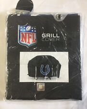 Indianapolis Colts Economy Team Logo BBQ Gas Propane Grill Cover - NEW