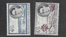 BELGIAN CONGO SC# 296-7 MNH STAMPS