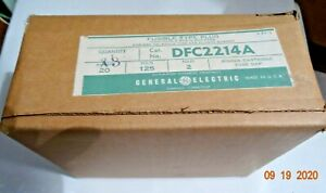 GENERAL ELECTRIC DFC2214A PLUG-IN-DEVICE  250AC NEW
