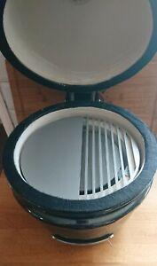 Aldi  Universal Mini Kamado Heat Deflector 2021 Variant & Grill Pancha.