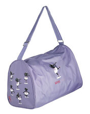 Girls Lilac Dance Tap Ballet Jazz Shoe Shoulder Bag By Katz Dancewear KB25