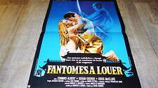 FANTOMES A LOUER la maison des spectres   !  affiche cinema