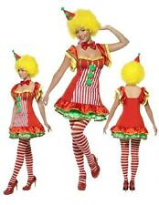 Women's Carnival Costume Clown Costume Clown Smiffys 17583