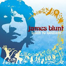 "JAMES BLUNT BACK TO BEDLAM CD ALBUM (INCL: ""YOU'RE BEAUTIFUL"")"