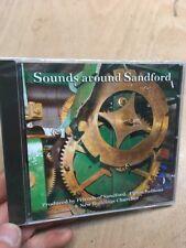 Sounds Around Sandford CD New+Sealed Soundscape Location Recording Church Organ