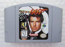 GoldenEye 007 Nintendo 64 N64 Authentic OEM Video Game Cart James Bond GREAT
