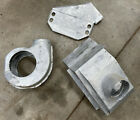 Land Rover Series 3 Smiths Heater Housing Project Parts Galvanized
