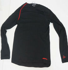 Craft Zero Extreme LS cuello redondo camiseta interior negro Talla S NUEVO #k136