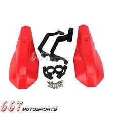 Red Handguard Hand Guard For KAYO MX TTR250 ATV Pitster SDG SSR Dirt Bike Enduro