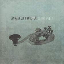 Annabelle Chvostek - Be The Media ( CD, 2015 )