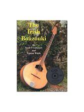 The Irish Bouzouki Learn to Play MUSIC BOOK & CD Bouzouki with Chord Symbols