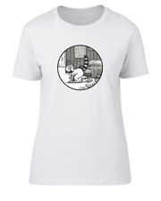 Fat Freddy's Cat Dump Vintage Adult Comic Logo Women's T-Shirt