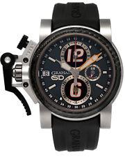 Graham Chronofighter Oversize Ltd Ed. Titanium Automatic Men's Watch 2OVKI.B30A
