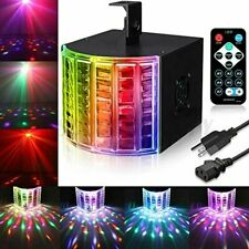 DJ Lights, SOLMORE Party DMX512 Sound Actived Stage Disco with Remote Control