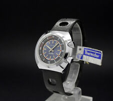 New Old Stock 35mm THERMIDOR DIVER compressor style mechanical vintage watch NOS
