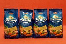 4 x 500 g Vegeta Würzmischung mit Gemüse Gewürz Suppengewürz Podravka