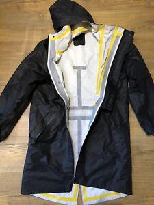 Rare Adidas  Jacket | Black M L Trefoil Rain Parka Shelter Tech