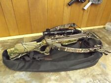 Horton Vision 175 Reverse Draw Crossbow w/ Illuminated 4x32 Scope and Soft Case