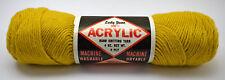 Orchard Yarn & Thread Lady Jane 4 Ply Acrylic Yarn - 1 Skein Antique Gold #170