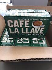 Cafe La Llave ® Espresso 100% Pure Ground Coffee - 10oz  4-packs