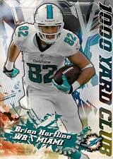 Brian Hartline 27 2014 Topps 1000 Yard Club