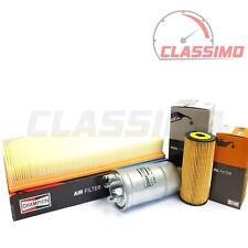 Air, Oil & Fuel Filter Service Kit for SEAT LEON Mk1 + SKODA OCTAVIA 1U - 1.9TDi