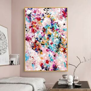 HUGE 120cm by 100cm Original Painting,  Abstract Contemporary Thick Texture