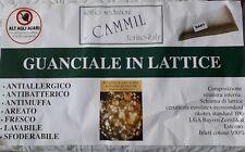 guanciale-cuscino lattice per bambini e adulti 100% italiano-consegna 24/48 ore
