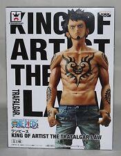 Banpresto One Piece King Of Artist The TRAFALGAR LAW JEANS FREAK BK Figure