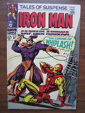 """""""TALES OF SUSPENSE"""", FEATURING IRON MAN AND CAPTAIN AMERICA, NO.97, JAN. 1967"""