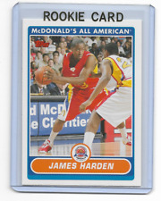 James Harden Arizona State 2007 Topps Rookie McDonalds All-American qty avail