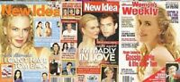 Nicole Kidman Vintage Import Magazine Covers Clippings Celebrity Set