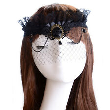 Fashion Sexy Charming Black Lace  Eye Mask Ball Party Carnival Fancy Dress