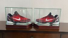 NIKE ZOOM KOBE BRYANT VI 6 ALL-STAR SHOES RED AUTOGRAPHED SIGNED (Right)