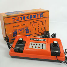 Nintendo Color TV GAME 15 Console System Boxed Ref 3186346 CTG15V Tested