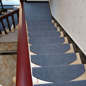 2021 HOME 13 pieces/set of non-slip carpet step stair protective cover for home