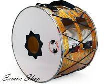 Orientalische Profi 53 cm. DAVUL Dhol Drum Schlagzeug Davul 100% Handmade  (21)
