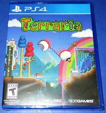 Terraria PlayStation 4 *Factory Sealed! *Free Shipping!