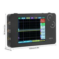 """DS212 Mini Oszilloskop Digital Speicheroszilloskop Dual-Channel 2.8"""" TFT Display"""