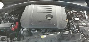 DISCOVERY SPORT 204DTD ENGINE RUNS AND DRIVES SPARES OR REPAIRS